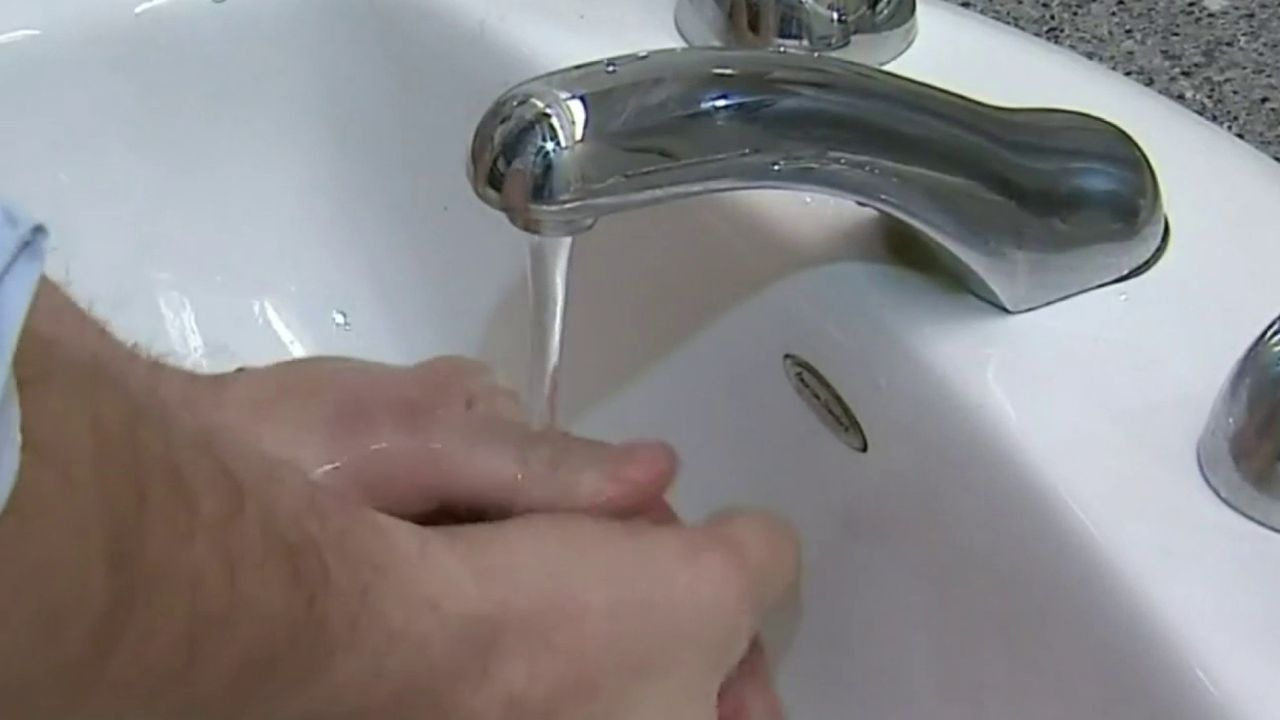 Want to stay healthy? Wash your hands